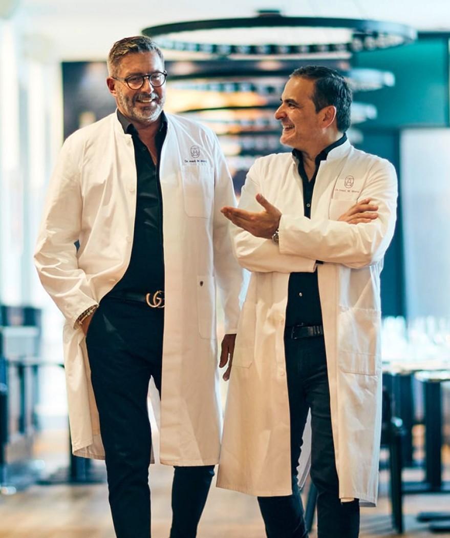 Dr. Wolfram Wenz  Experts First - Die Knochendocs